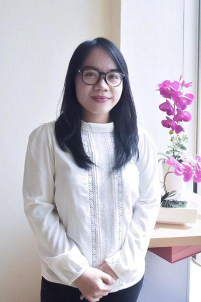 Listiarini Manurung, S.A.P.