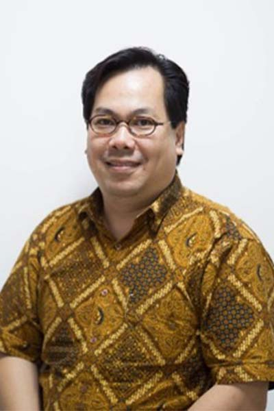 Dr. Martinus Tukiran, ST., MT.